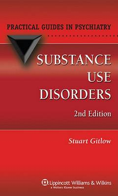 Substance Use Disorders book