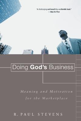 Doing God's Business book