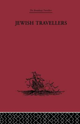 Jewish Travellers book