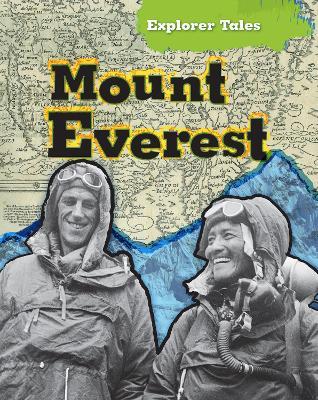 Mount Everest by Nancy Dickmann