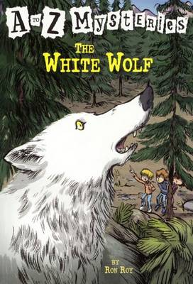 White Wolf by Ron Roy