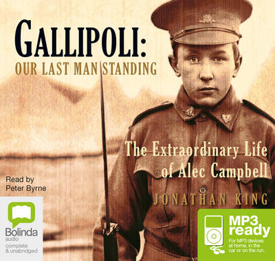 Gallipoli by Jonathan King