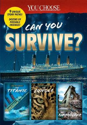You Choose: Can You Survive Collection by Rachael Hanel