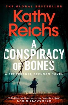 A Conspiracy of Bones book