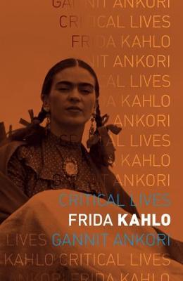 Frida Kahlo by Gannit Ankori