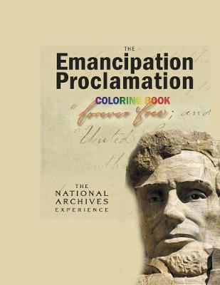 The Emancipation Proclamation: Coloring Book by Abraham Lincoln
