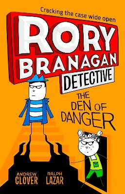 Rory Branagan (Detective) 6 by Andrew Clover