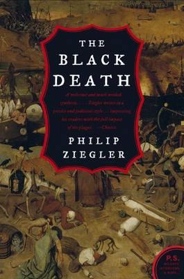 Black Death by Philip Ziegler