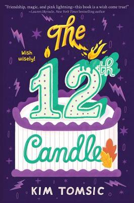 The 12th Candle book