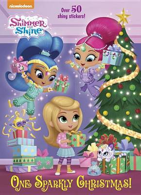 One Sparkly Christmas! by Golden Books