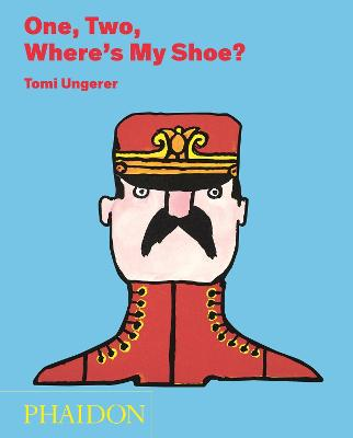 One, Two, Where's My Shoe? book