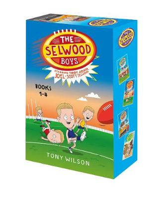 Selwood Boys Box Set (Books 1-4) by Tony Wilson