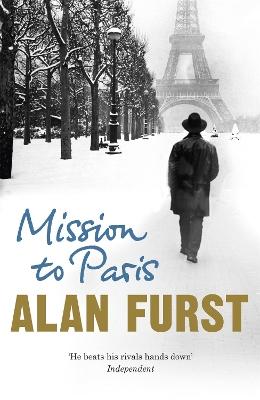 Mission to Paris book
