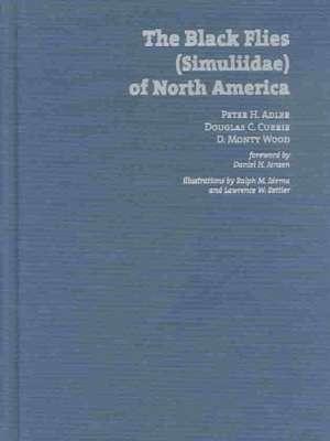 Black Flies (Simuliidae) of North America book