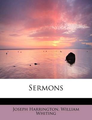 Sermons by Professor Joseph Harrington