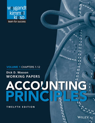 Accounting Principles, Volume 1 Chapters - 12 by Jerry J Weygandt