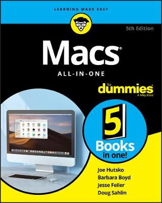 Macs All-in-One For Dummies book