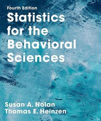 Statistics for the Behavioral Sciences by Susan Nolan