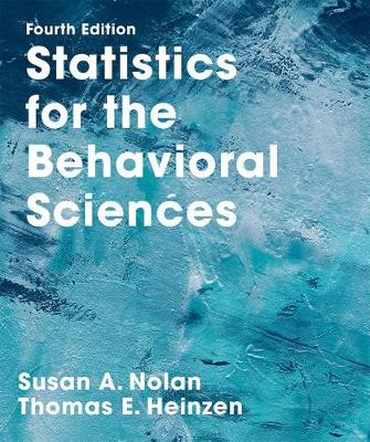 Statistics for the Behavioral Sciences by Susan Nolan