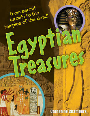 Egyptian Treasures: Age 8-9, Average Readers by Catherine Chambers