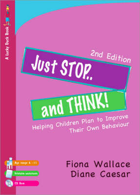Just Stop and Think! by Fiona Wallace