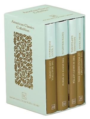 American Classics Collection by F. Scott Fitzgerald