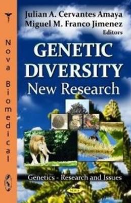 Genetic Diversity by Julian A. Cervantes Amaya