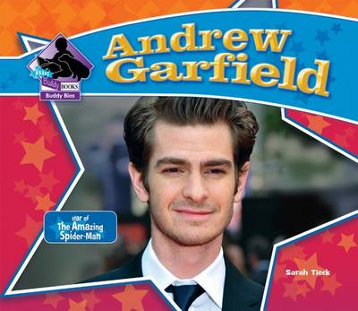 Andrew Garfield by Sarah Tieck