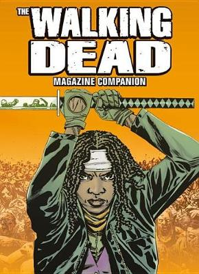 The Walking Dead Comic Companion by Samuel Titan, Jr.