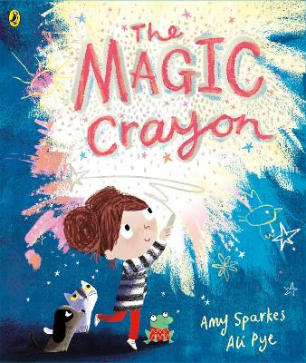 The Magic Crayon book