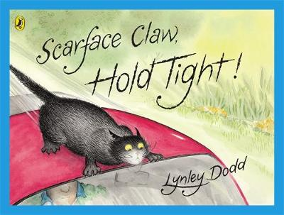 Scarface Claw, Hold Tight! book