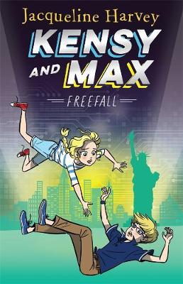 Kensy and Max 5: Freefall book
