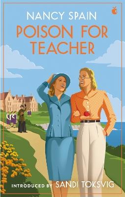 Poison for Teacher book