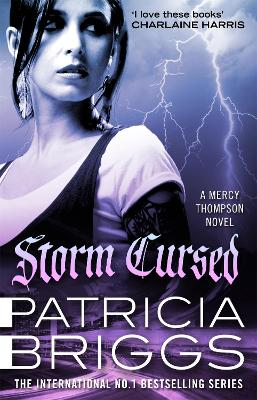 Storm Cursed: Mercy Thompson: Book 11 book