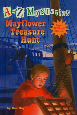 Mayflower Treasure Hunt by Ron Roy