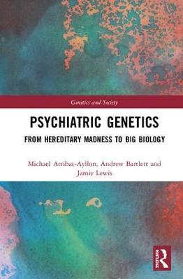 Psychiatric Genetics book