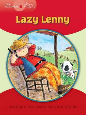 Young Explorers 1 Lazy Lenny book