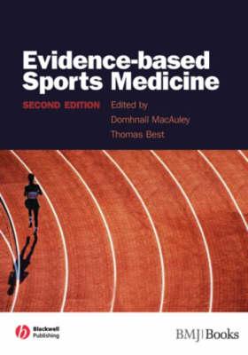 Evidence-Based Sports Medicine book