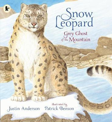 Snow Leopard: Grey Ghost of the Mountain book