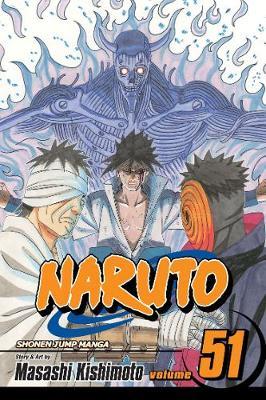 Naruto, Vol. 51 by Masashi Kishimoto