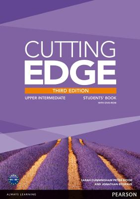 Cutting Edge 3rd Edition Upper Intermediate Students' Book and DVD Pack book