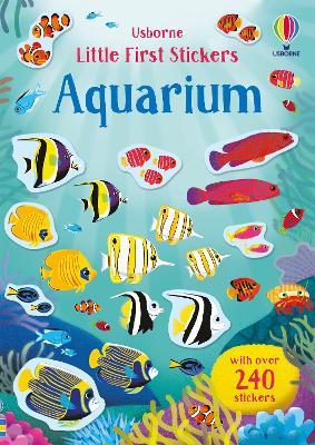 Little First Stickers Aquarium by Hannah Watson