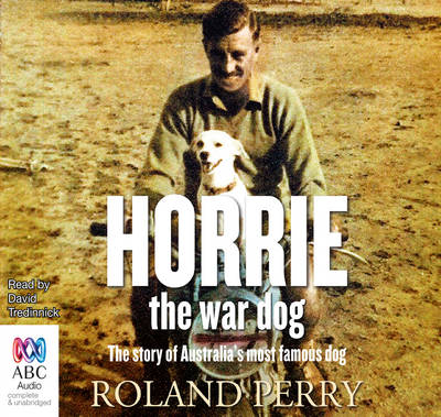 Horrie The War Dog book