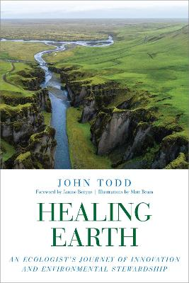 Healing Earth: An Ecologist's Journey of Innovation and Environmental Stewardship by John Todd