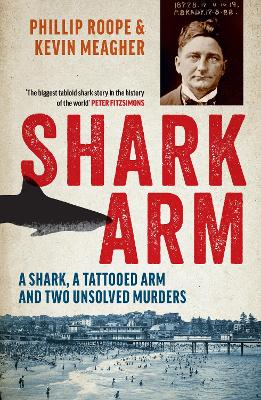 Shark Arm by Phillip Roope