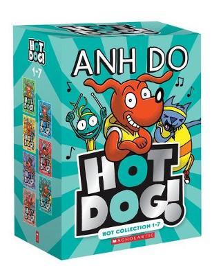 HOTDOG 1-7 BOXSET book