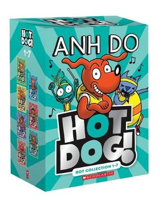 Hotdog 1-7 Box Set by Do, Anh