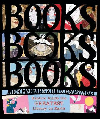Books! Books! Books! by Mick Manning