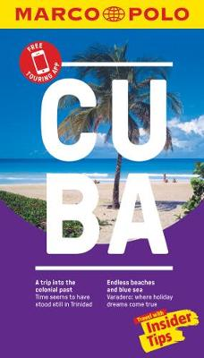 Cuba Marco Polo Pocket Travel Guide - with pull out map book