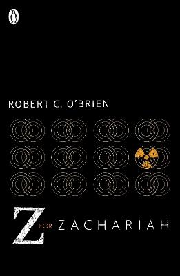 Z For Zachariah book